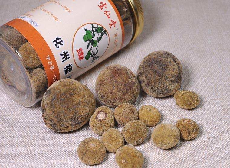 宝仙堂化橘红采用的是正毛胎果