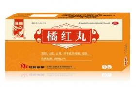 橘红丸的功效针对痰湿咳嗽是首选用药